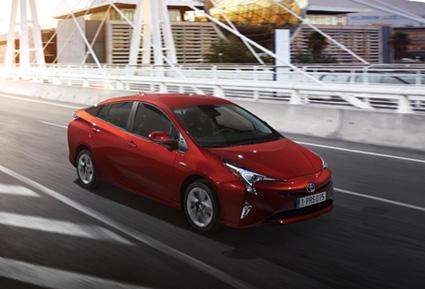 Toyota revela más datos del nuevo Prius