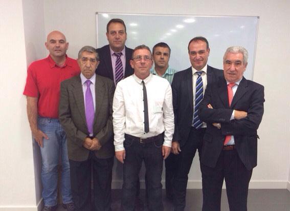 La junta de AGATM avanza su proyecto de futuro
