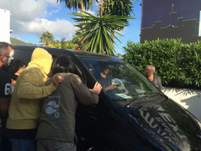 Taxistas de Ibiza pedirán que el intrusismo se considere delito