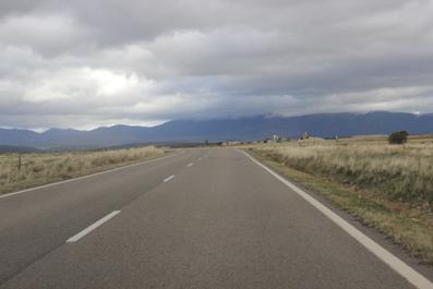 Desciende levemente la peligrosidad en las carreteras españolas