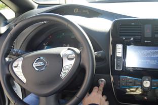 Nissan tiene más de 550 taxis eléctricos en Europa