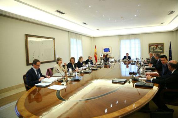 Aprobado el ROTT en el Consejo de Ministros