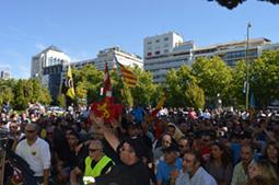 Taxistas de toda España se manifestarán en Madrid el 29N