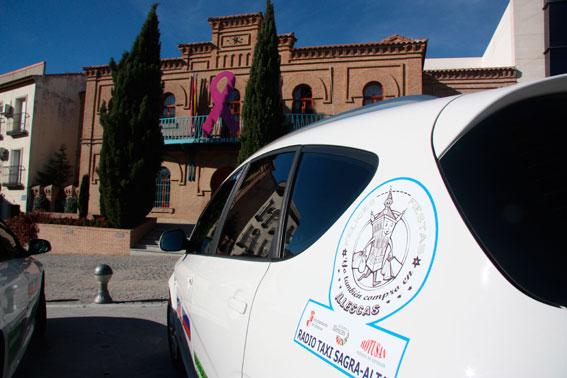 Radio Taxi Sagra Alta apoyará al comercio de Illescas