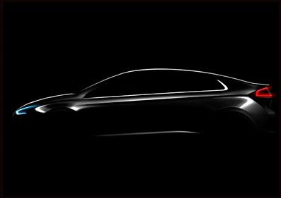 El Hyundai IONIQ ofrecerá tres alternativas eléctricas