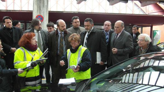 Madrid reforzará los controles contra el intrusismo