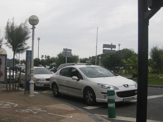 El taxi de Donostia incrementará un 2% su tarifa en 2018