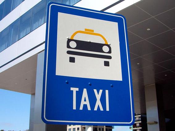 Detenido tras atracar con un cuchillo a un taxista en Ávila