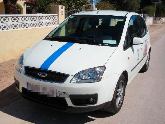 Congeladas las tarifas de taxi en Benidorm