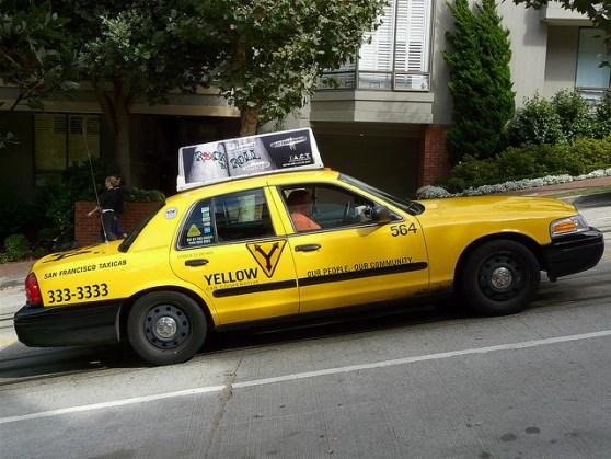 En quiebra la mayor empresa de taxis de San Francisco