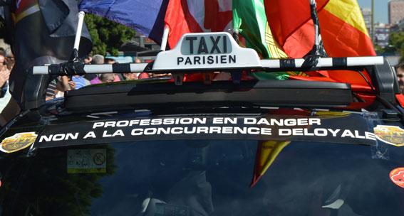 Un tribunal francés multa con 800.000euros a UberPOP