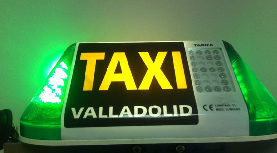 Tensión en el Pleno de Valladolid por el taxi