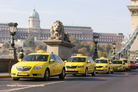 Uber suspenderá su actividad en Hungría