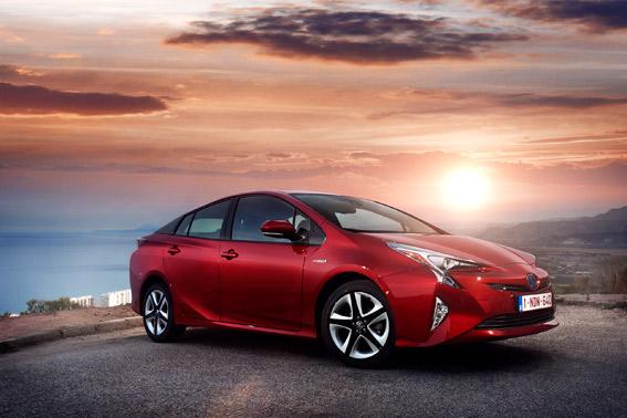 Toyota España aleja el Prius del taxi