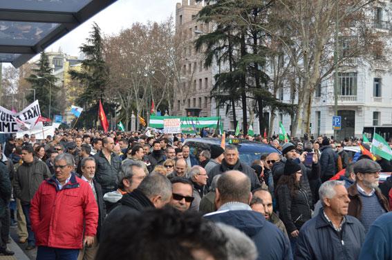 Las manifestaciones del 26A al detalle