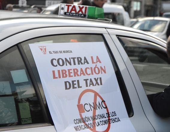 Élite Taxi, presente en el juicio de la CNMC contra el ROTT