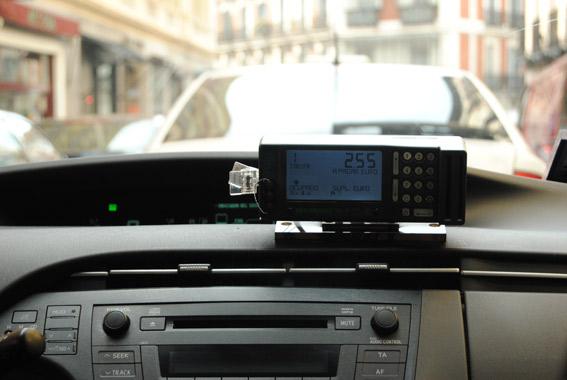 Posible subida de tarifas en Toledo tras la protesta de los taxistas