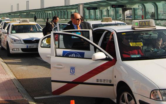 """""""Bono Taxi"""" para personas en riesgo de exclusión social"""