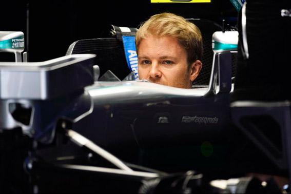 Rosberg vence en China y se escapa en el Mundial
