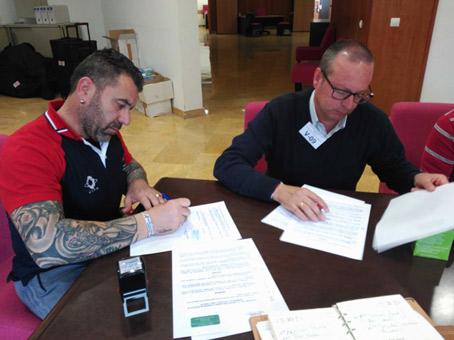 Huelva Taxi colaborará con los VI Juegos Europeos de Policías y Bomberos