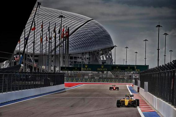 Rusia espera el resurgir de Hamilton