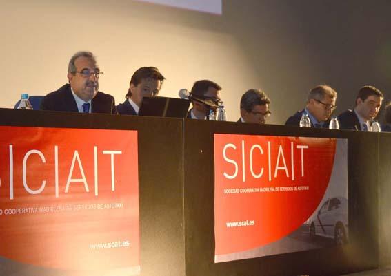 SCAT reduce su cifra de negocio un 11,8 %