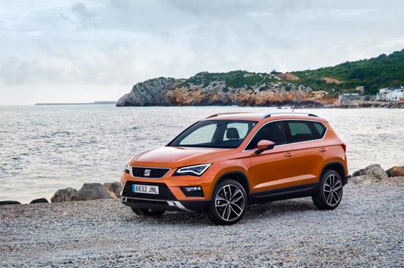 SEAT presenta el nuevo Ateca, el primer SUV de su historia