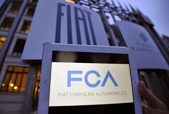 Fiat Chrysler busca firmar un acuerdo con Uber