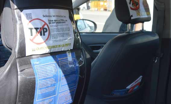 �Desregular es regalar un servicio p�blico como es el taxi�