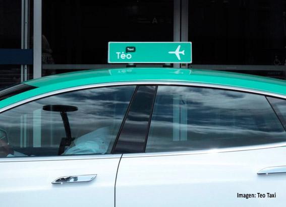 Tesla se adentra en el taxi en Canadá