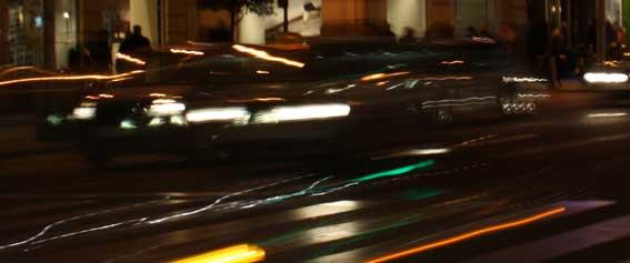 El taxi, parte del operativo de seguridad durante las Fallas