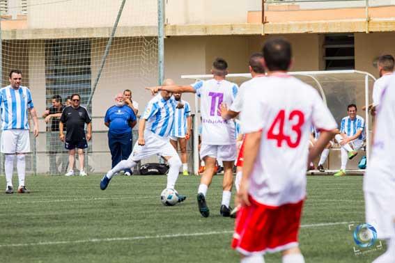 Málaga gana el VII Campeonato de fútbol