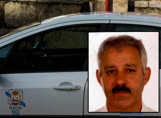 Cuatro años sin noticias del taxista ourensano Elías Carrera