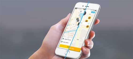 Fusi�n en el taxi: mytaxi y Hailo operar�n bajo una misma marca