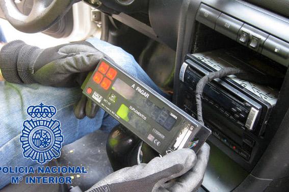 Detenido un taxista en Zaragoza por vender droga en su coche