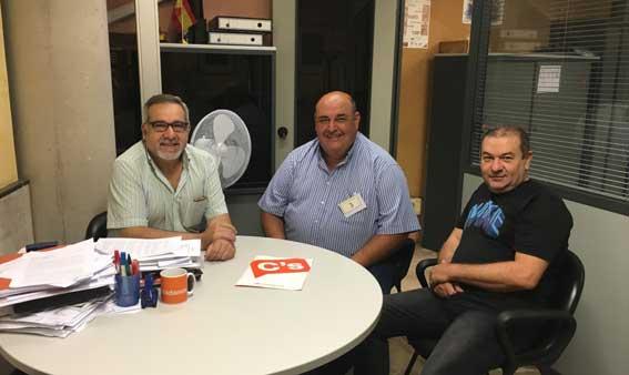 C's Palma propone una mesa con el taxi para mejorar el servicio