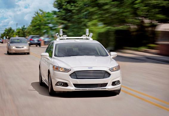 Ford anuncia coches autónomos asequibles para 2025