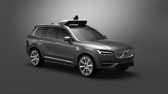 Volvo y Uber, nuevos aliados