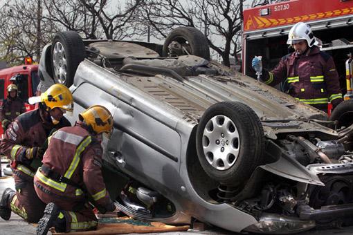 253 víctimas en accidentes de tráfico durante el verano
