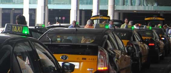 Tregua de Generalitat y taxi antes del Mobile World Congress