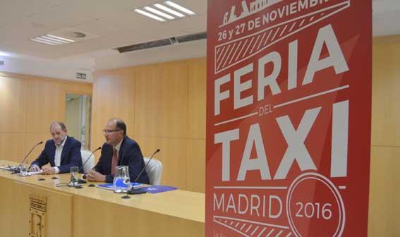 La Feria del Taxi, un �evento �nico de encuentro� para el sector