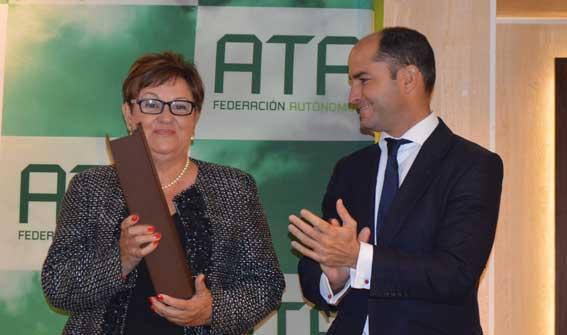 Entregados los XV Premios ATA Autónomo del Año