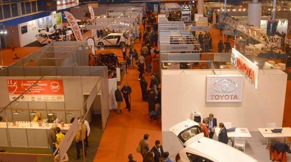 Inaugurada la XI Feria del Taxi