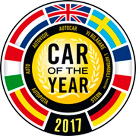 Los siete finalistas para el Coche del  Año en Europa 2017