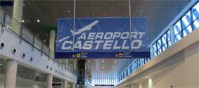 Taxis de otros municipios ya pueden trabajar en el aeropuerto de Castellón