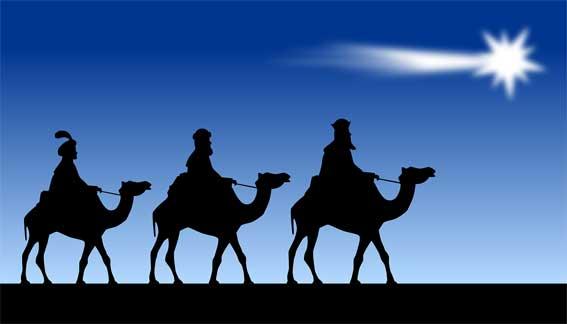 Carta a los Reyes Magos de Oriente