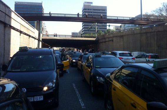 12 horas de huelga en Barcelona el 16M