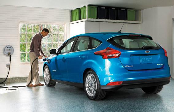 El nuevo Ford Focus eléctrico llega a Europa, pero no a España