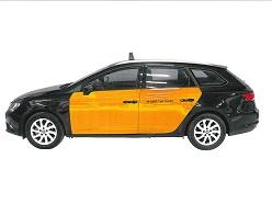Seat León Gas Natural, nuevo taxi en Barcelona