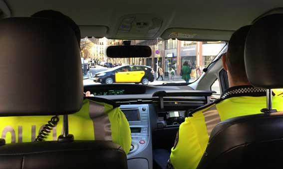 Cliente acusado de presunta estafa a un taxista